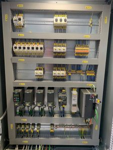 De-Pelletiser Control Panel_2