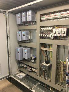 MRF Plant Control Panel