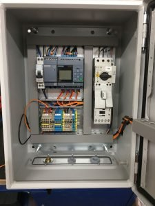 Single Pump Control with some Data Monitoring