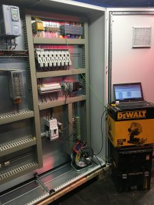 SRF Plant Control Panel